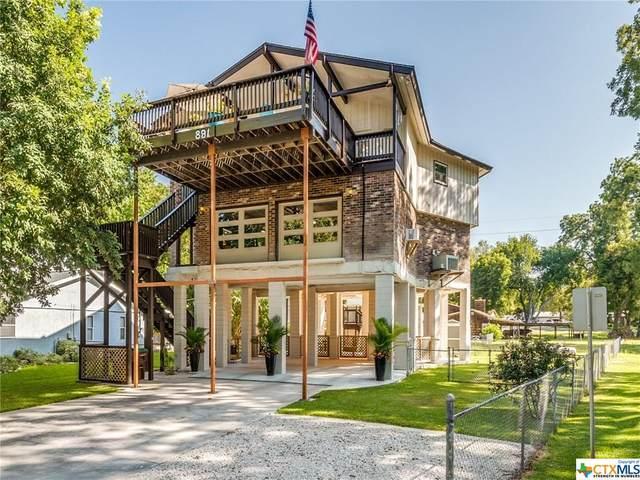 891 Shadylon Lane, McQueeney, TX 78123 (MLS #419127) :: The Real Estate Home Team