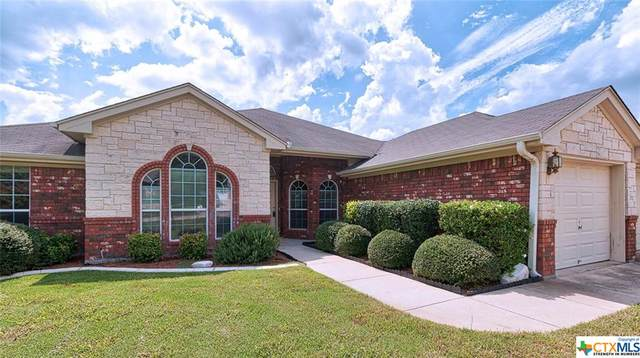 402 Wrought Iron Drive, Harker Heights, TX 76548 (MLS #419159) :: Brautigan Realty