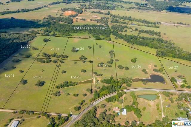 TBD County Road 302 #21, Rockdale, TX 76567 (MLS #419788) :: Berkshire Hathaway HomeServices Don Johnson, REALTORS®