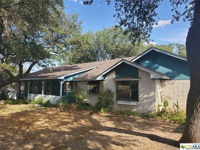 8254 E Highway 190 Highway, Lampasas, TX 76550 (MLS #419897) :: The Real Estate Home Team