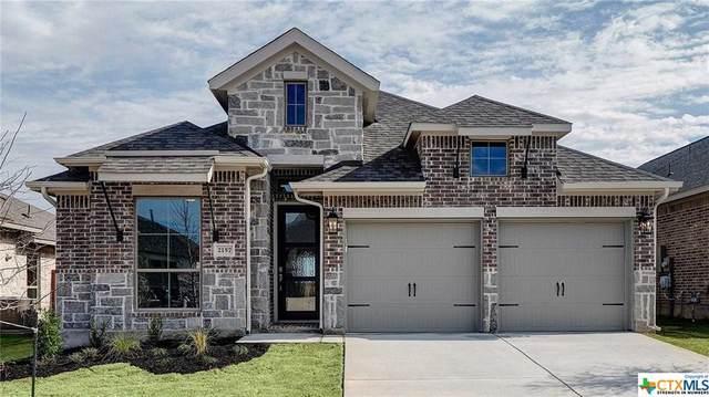 2157 Wildrye Lane, New Braunfels, TX 78132 (MLS #419904) :: The Zaplac Group