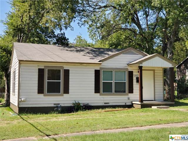 1020 S 39th Street, Temple, TX 76504 (MLS #420041) :: The Real Estate Home Team
