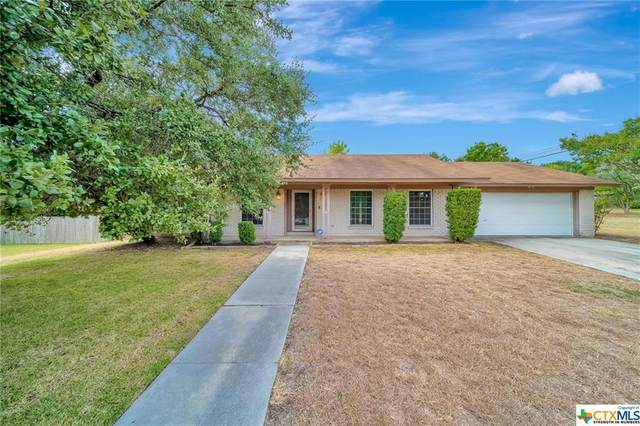 1202 Mildred Lee Lane, Harker Heights, TX 76548 (MLS #420252) :: Kopecky Group at RE/MAX Land & Homes