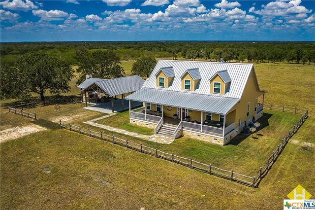1111 County Road 397, Gonzales, TX 78629 (#421136) :: First Texas Brokerage Company