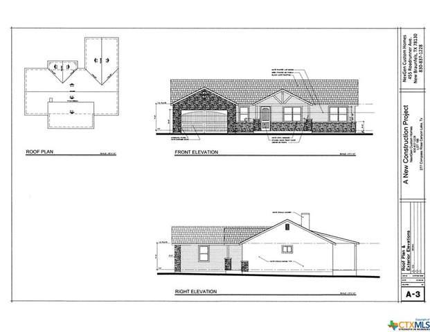 277 Compass Rose, Canyon Lake, TX 78133 (MLS #421153) :: Kopecky Group at RE/MAX Land & Homes