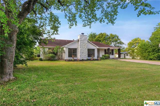 510 North Street, Schulenburg, TX 78956 (MLS #421371) :: Brautigan Realty