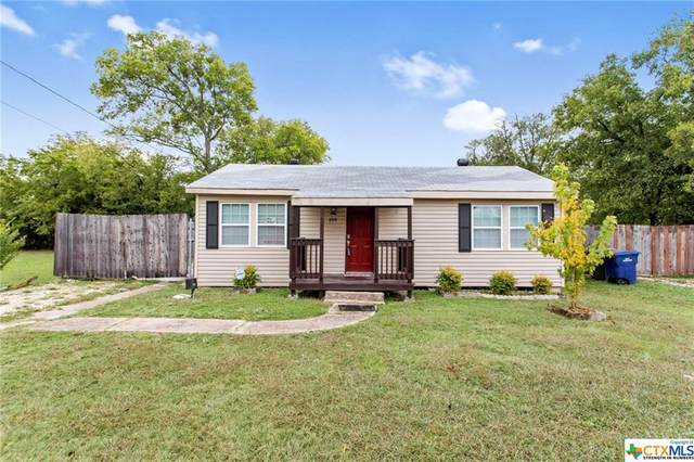 409 Veterans Avenue, Copperas Cove, TX 76522 (MLS #421423) :: Brautigan Realty