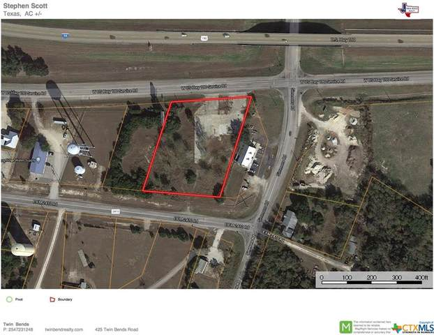 Lot W Hwy 190, Belton, TX 76513 (#421432) :: Realty Executives - Town & Country