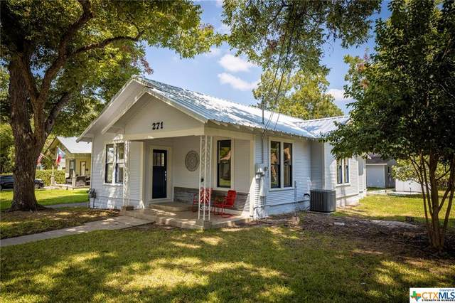271 Willow Avenue, New Braunfels, TX 78130 (MLS #421626) :: The Zaplac Group