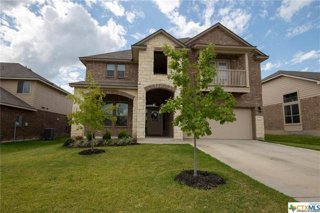 1308 Stonewall Ridge, Harker Heights, TX 76548 (MLS #421706) :: RE/MAX Family