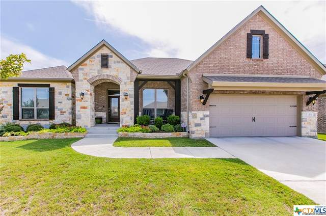 201 Raven Drive, Temple, TX 76502 (MLS #421863) :: The Zaplac Group