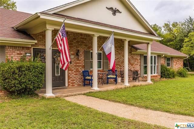 504 E 24th Avenue, Belton, TX 76513 (MLS #421888) :: Carter Fine Homes - Keller Williams Heritage