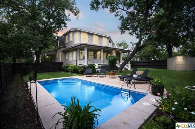 603 N 7th Street, Temple, TX 76501 (MLS #421895) :: The Real Estate Home Team