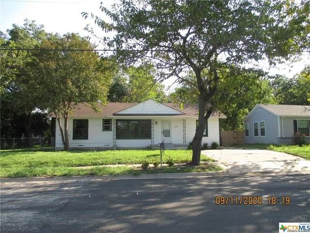 1309 E 6th Avenue, Belton, TX 76513 (MLS #421923) :: The Zaplac Group