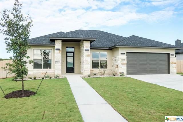 6610 King Ranch Drive, Temple, TX 76502 (MLS #422001) :: Brautigan Realty