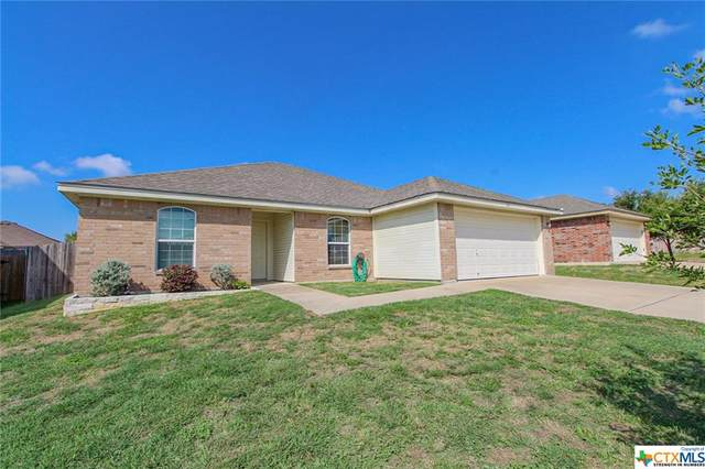 108 Zoisite Lane, Jarrell, TX 76537 (MLS #422007) :: The Zaplac Group