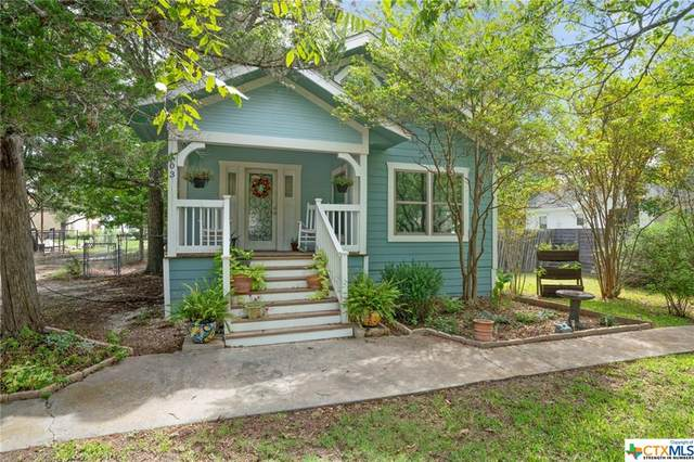 103 S Guadalupe Street, Granger, TX 76530 (MLS #422215) :: Kopecky Group at RE/MAX Land & Homes