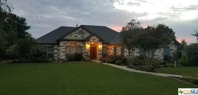 1107 Cedar Ridge Road, Gatesville, TX 76528 (MLS #422310) :: RE/MAX Family