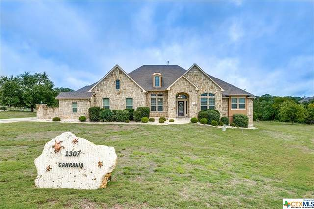 1307 Campania, New Braunfels, TX 78132 (MLS #422315) :: The Zaplac Group