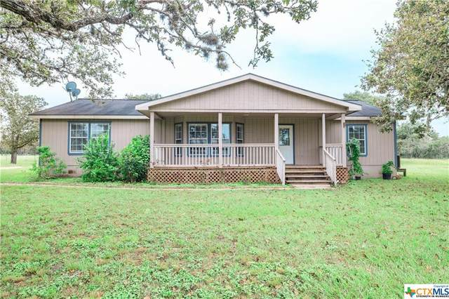 340 Deer Trail Lane, Goliad, TX 77963 (MLS #422411) :: The Zaplac Group