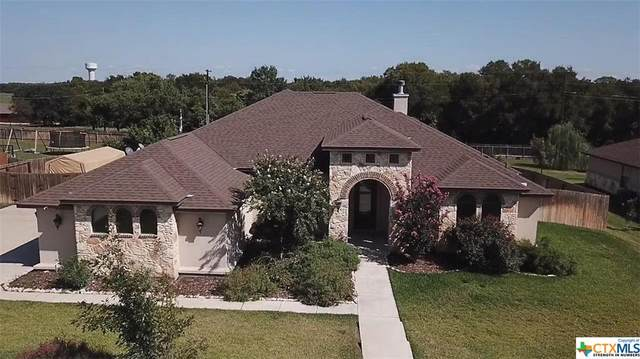 2211 Woodland Bend Road, Salado, TX 76571 (MLS #422463) :: Brautigan Realty