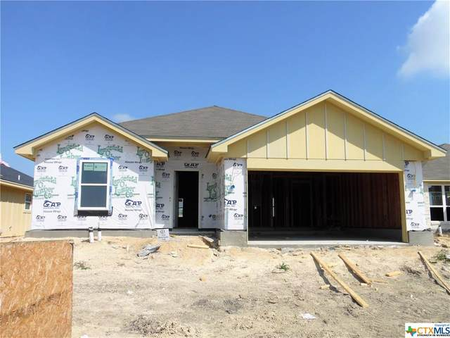 1510 Black Kettle, Temple, TX 76502 (MLS #422726) :: Brautigan Realty