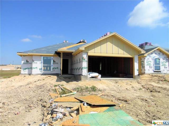 1502 Black Kettle, Temple, TX 76502 (MLS #422734) :: Brautigan Realty