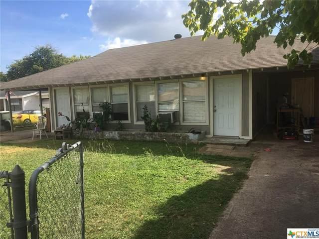 1910 Wood Street, Killeen, TX 76541 (MLS #422792) :: RE/MAX Family
