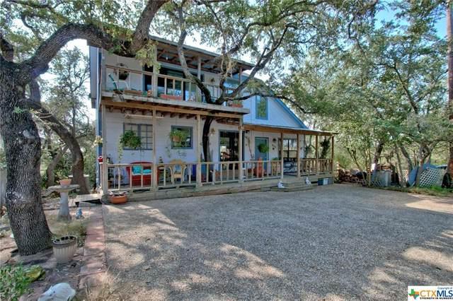 858 Skyline Drive, Canyon Lake, TX 78133 (MLS #423311) :: Brautigan Realty