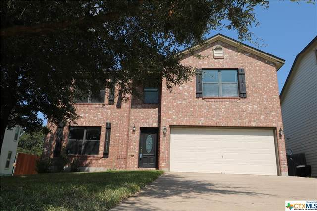 8716 Fallen Leaf Lane, Temple, TX 76502 (MLS #423420) :: The Real Estate Home Team