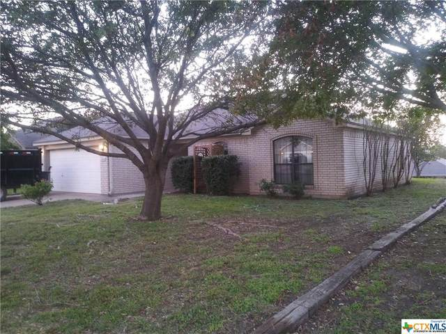 3909 Littlerock Drive, Killeen, TX 76549 (MLS #423525) :: RE/MAX Family