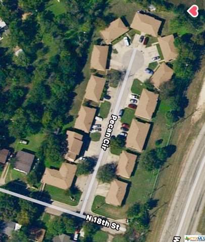 800-812 Pecan Circle, Killeen, TX 76541 (MLS #423581) :: The Myles Group