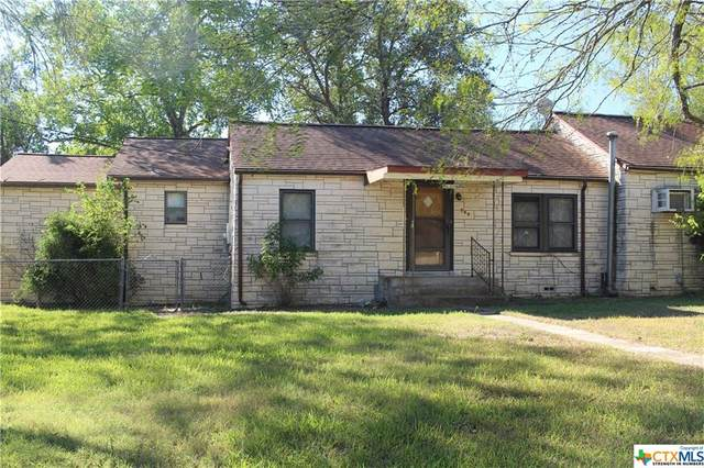 706 W 6th Street, Yorktown, TX 78164 (MLS #423712) :: The Zaplac Group
