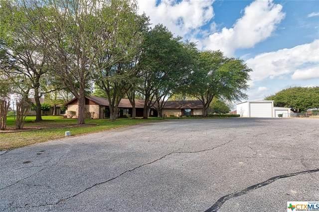 6401 E Stagecoach Road, Killeen, TX 76542 (MLS #423953) :: Brautigan Realty