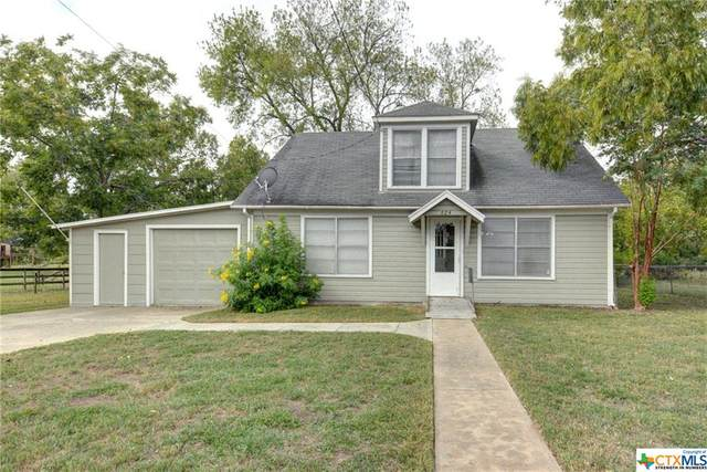 624 S Avenue I Avenue, Shiner, TX 77984 (MLS #424142) :: The Zaplac Group