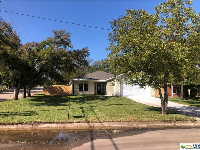 302 N Race Street, Lampasas, TX 76550 (MLS #424189) :: The Myles Group