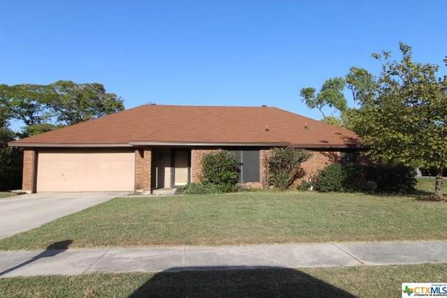 105 Zarley Drive, Copperas Cove, TX 76522 (MLS #424264) :: Brautigan Realty
