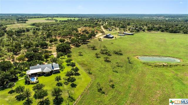 00 Fm 500, San Saba, TX 76877 (MLS #424494) :: The Zaplac Group