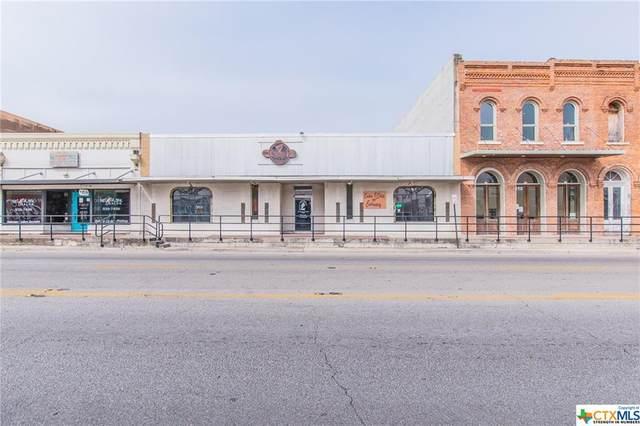 110 N Main Street, Belton, TX 76513 (MLS #424824) :: The Real Estate Home Team