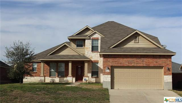 5703 Calcstone Drive, Killeen, TX 76542 (MLS #424930) :: RE/MAX Family