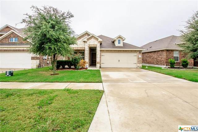 3414 Rusack Drive, Killeen, TX 76542 (#425174) :: First Texas Brokerage Company