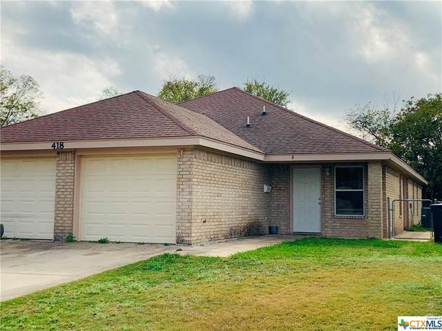 418 W Green Avenue, Killeen, TX 76541 (MLS #425928) :: Brautigan Realty