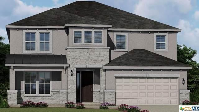 7803 Preston Hollow Drive, Killeen, TX 76542 (MLS #426001) :: RE/MAX Family