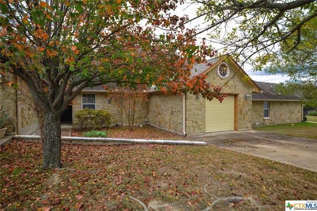 4 Matthews Drive, Lampasas, TX 76550 (MLS #426092) :: RE/MAX Family