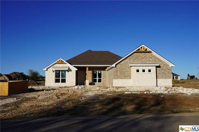 8319 Cates Creek Drive, Salado, TX 76571 (MLS #426456) :: The Zaplac Group