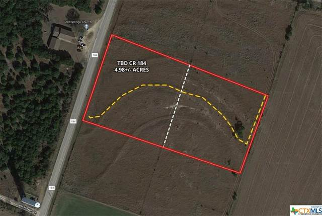 TBD S Cr 184, Gatesville, TX 76528 (MLS #426467) :: The Myles Group