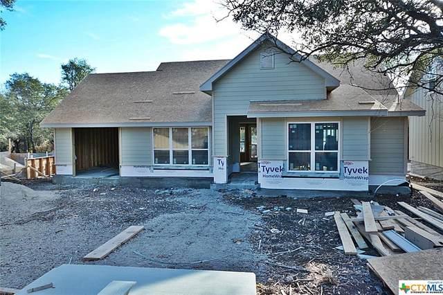 1279 Lavaca, Canyon Lake, TX 78133 (MLS #426533) :: Brautigan Realty