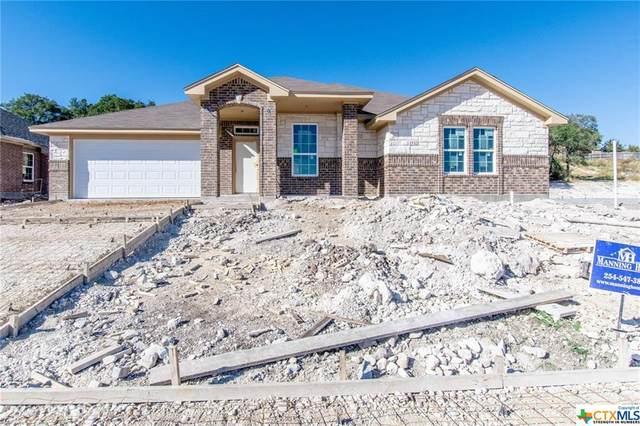 1532 Justice Drive, Copperas Cove, TX 76522 (MLS #426587) :: Brautigan Realty