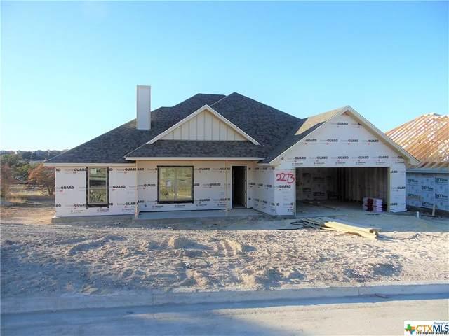 2273 Wooster, Nolanville, TX 76559 (MLS #426778) :: Vista Real Estate