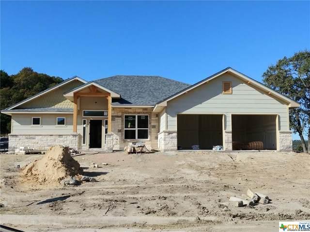 1925 Fall Creek Drive, Harker Heights, TX 76548 (MLS #427095) :: The Barrientos Group